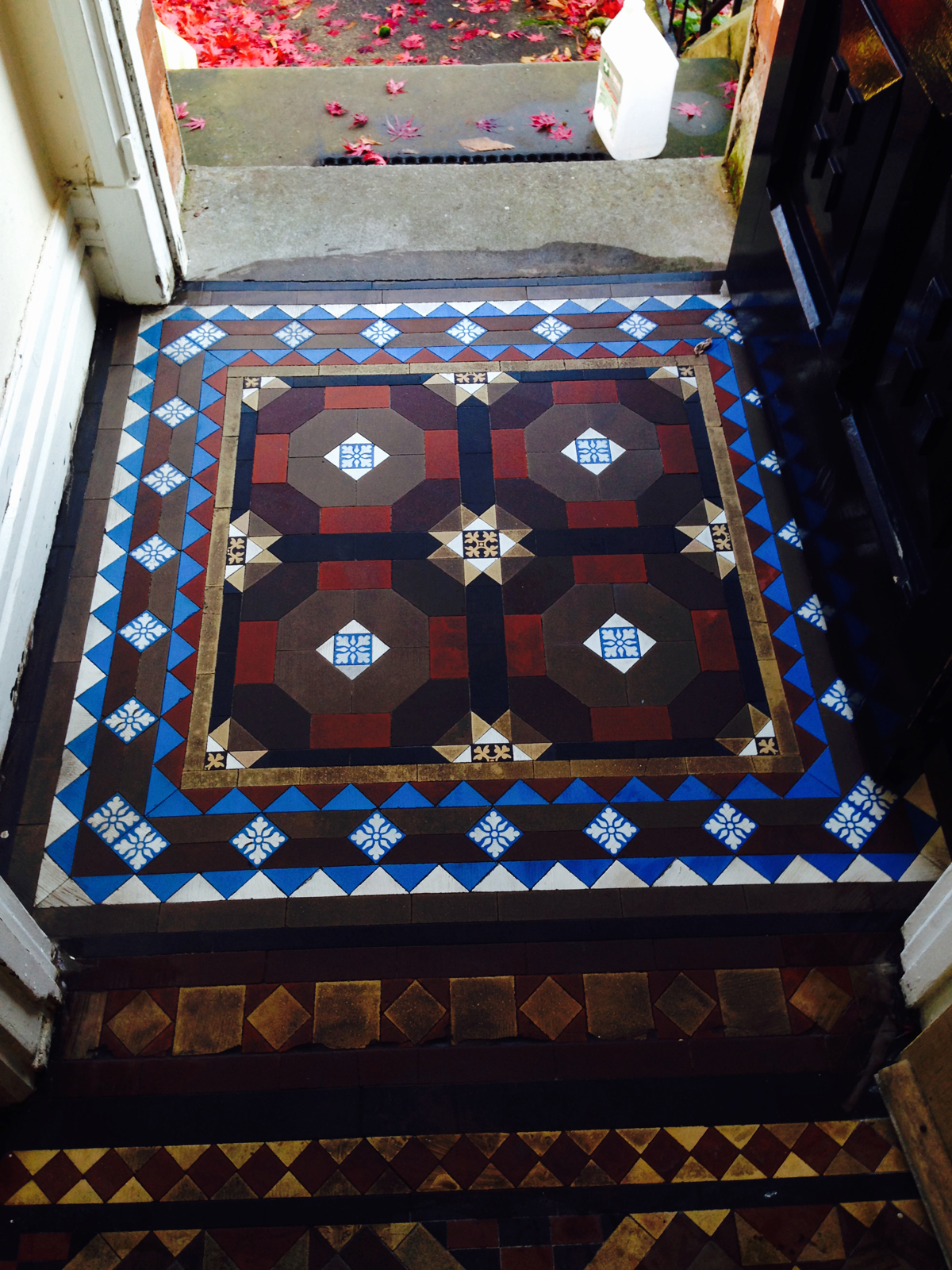 Victorian Tiles Commercial Cleaning